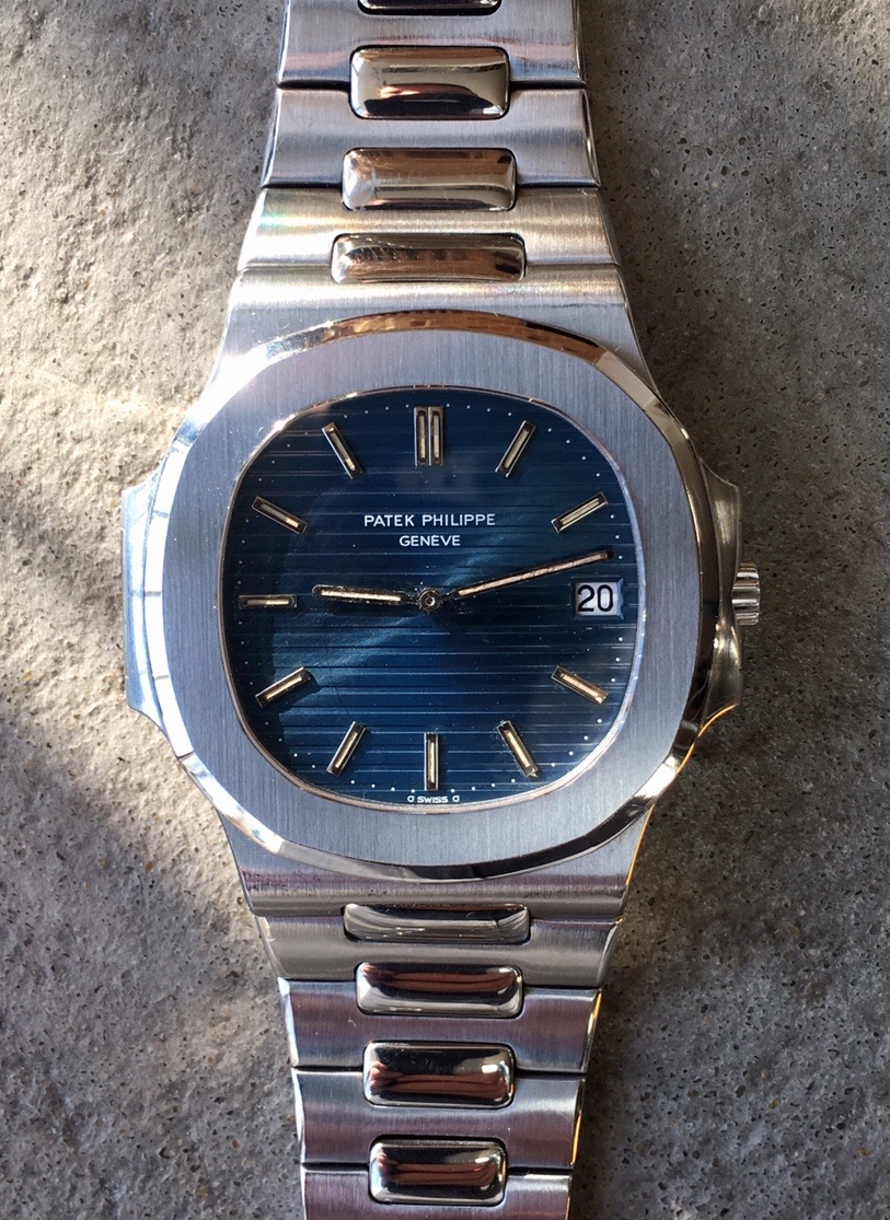 955ab2a7f8c PATEK PHILIPPE Nautilus 3700 01A « BIG BLUE » with extract of the archives